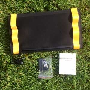 13W SunPower Folding Solar Panel Charger