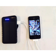 Sport Solar Charger water resistant 5000mAh (2 + phone charges)