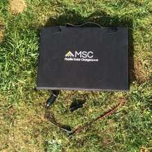 MSC 40W usb 5v, 12v, 18v Portable Solar Panel Charger