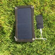 MSC  6.5w Light weight usb 6v/1A solar panel charger