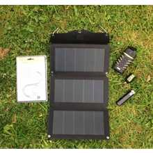 MSC Expedition CIGS 10W Lightweight Solar, 2 x Power Banks, torch, LED light Special Offer £25 saving