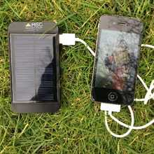 MSC Lite Solar Charger,  LED, 1500mAh