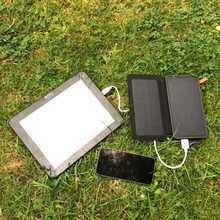MSC Premier Waterproof 3W 16000mAh Solar Charger
