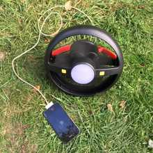 MSC rechargeable Camping Fan & Lantern Power Bank