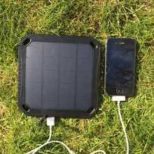 MSC Trek Waterproof 2.5w Solar Charger 5800Mah