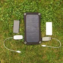 MSC Weekend Camping 6.5w/10w/13w Solar, 2 x Power Banks, 2 x LED light, USB car charger, £20 Saving