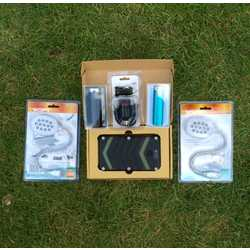 Festival Charger Package | Solar Charger Camping Bundle £20 saving