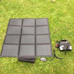 Light Weight Waterproof Solar Panel | Flexible Folding Charger