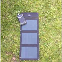 MSC Expedition 15W CIGS ETFE Lightweight Folding Solar Charger
