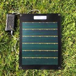 MSC Expedition 7W ETFE CIGS Ultra-lightweight flexible solar panel