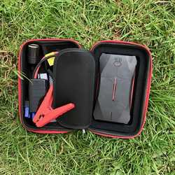 Overland waterproof 12v jump starter & 9.2Ah 5v usb Power Bank
