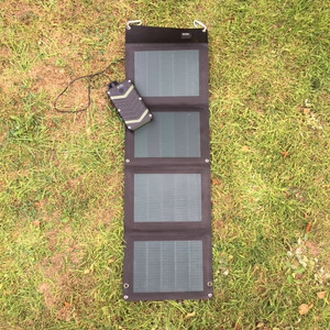 MSC Expedition CIGS Dual USB 20W Solar Charger