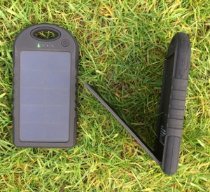 MSC Travel + Solar Charger 2