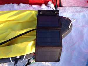 Mobile Solar Chargers in the Arctic 6