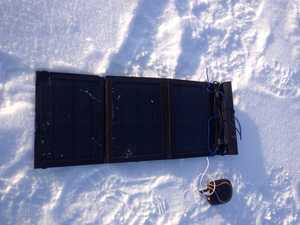 Mobile Solar Chargers in the Arctic 10