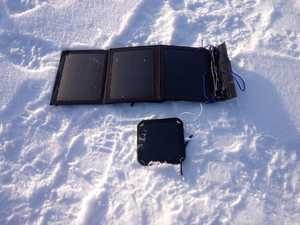 Mobile Solar Chargers in the Arctic 11