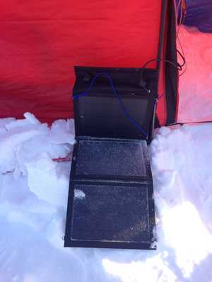 Mobile Solar Chargers in the Arctic 13
