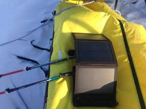 Mobile Solar Chargers in the Arctic 15