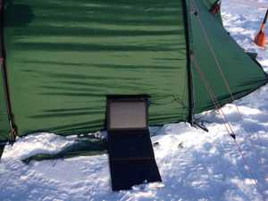 Mobile Solar Chargers in the Arctic 16