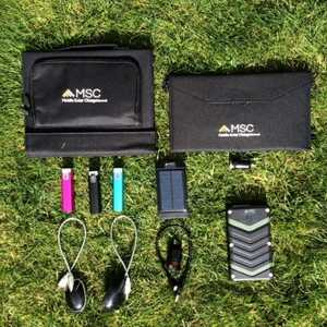Camping & Festival phone charger offers