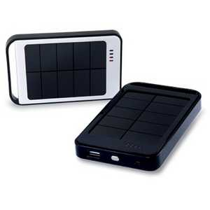 Executive Solar Charger Plus in White or Black