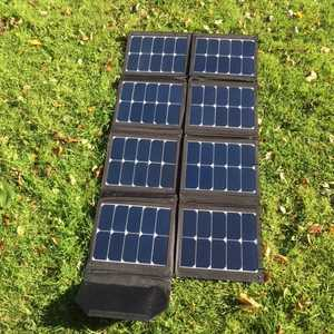 MSC 120W SunPower Solar Panel