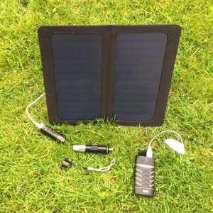 MSC 13w Travel & Trek Solar Charger