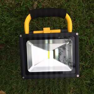 MSC 20W rechargeable Floodlight