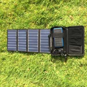 MSC 26W Solar charging MSC Overland Jumper Power Bank