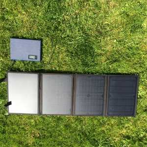 MSC 47Ah Super Power Bank and 40W Solar Panel