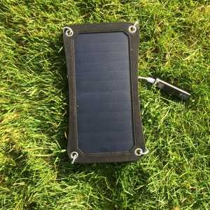 MSC 6.5w lightweight solar charger