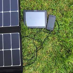 MSC 65w SunPower charging iPhone & Tablet