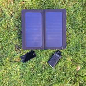 MSC Aqua Trek IP68 QC waterproof Power Bank & optional solar panel