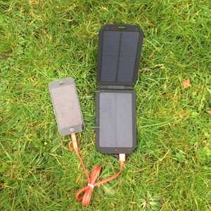MSC Camping 3W Solar Charger