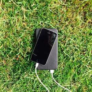 MSC Camping 3W Solar phone charger