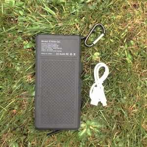 MSC Camping QC Solar charger 12000mAh & Tablet
