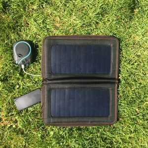 MSC ETFE 13w Solar Panel Phone Charger & Aqua Trek