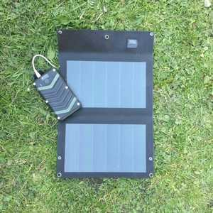 MSC Expedition CIGS 14W flexible Solar panel