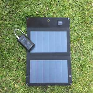 MSC Expedition CIGS 14W Solar Charger