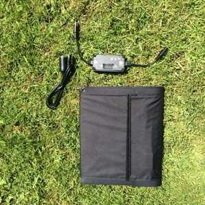MSC Expedition CIGS 50W folding Solar Charger