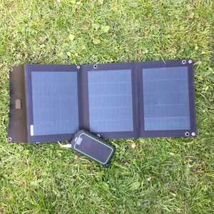 MSC Expedition CIGS Dual USB 15W Solar Charger