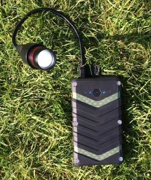 MSC Festival & Camping phone charger Package