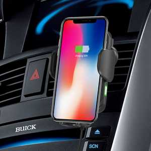 MSC In car Auto Wireless phone charger