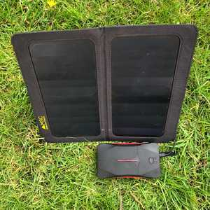 MSC Overland Power Bank and MSC 13W Solar