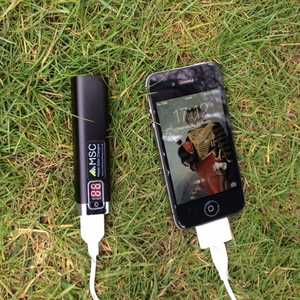 MSC Power Stick & iPhone