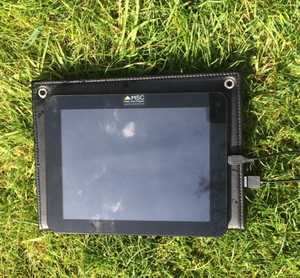 MSC Premier 10w Solar Charger and Tablet