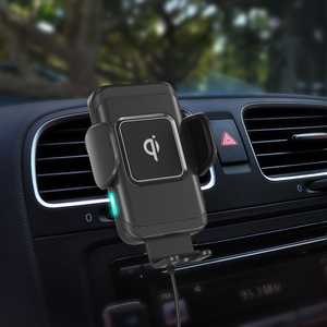 MSC Qi Fast Charge Auto open & close Car Cradle