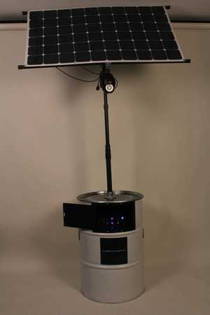 MSC Solar Charging Can Lights