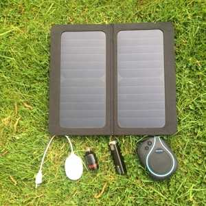MSC Travel & Trek 13W ETFE Solar option