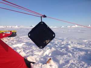 MSC Trek  Solar Charger North Pole
